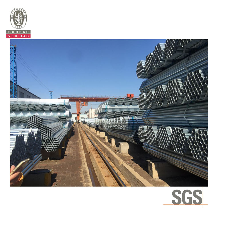 galvanized steel tubing for greenhouse