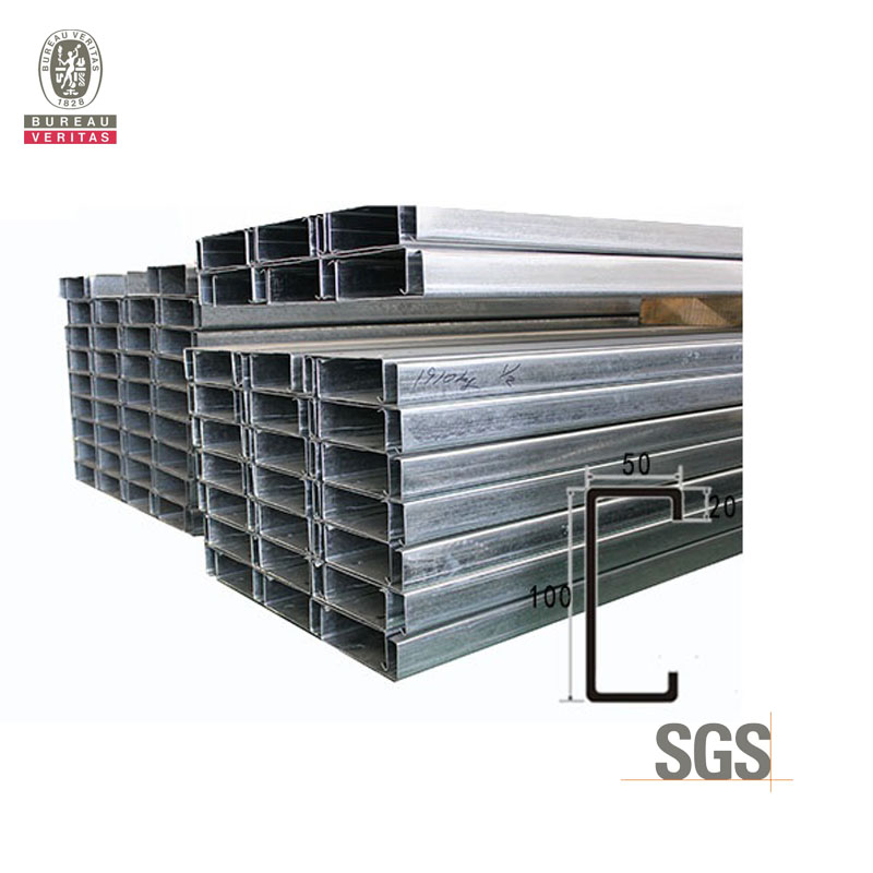ASTM A36 Steel C Channel Structural steel